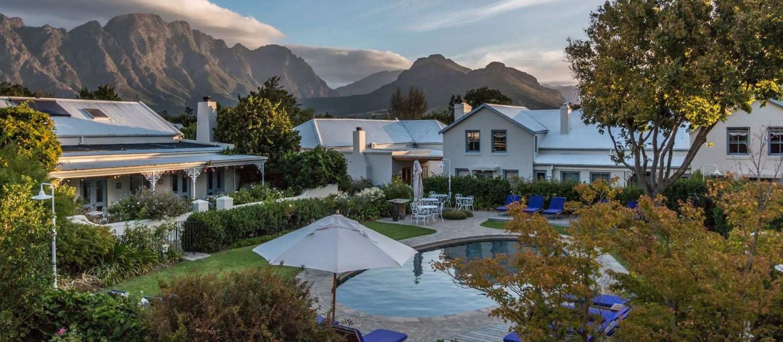 Hotel Le Quartier Francais South Africa