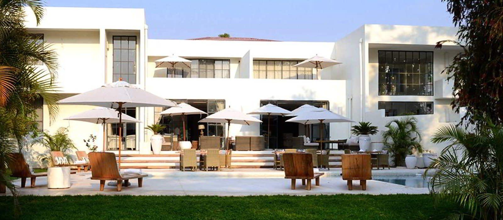 Hotel Latitude 15 Zambia