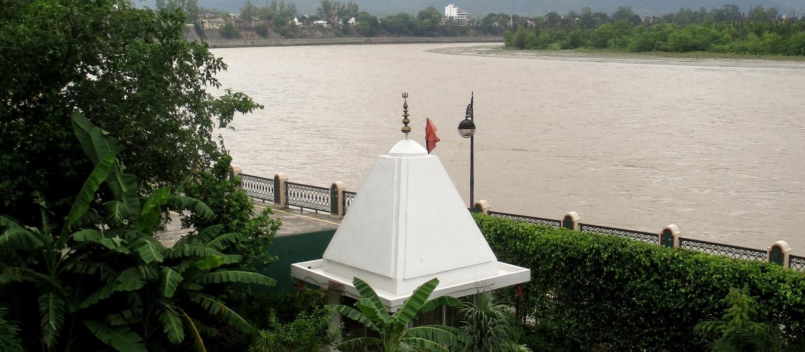 Hotel  Ganga Kinare Himalayas