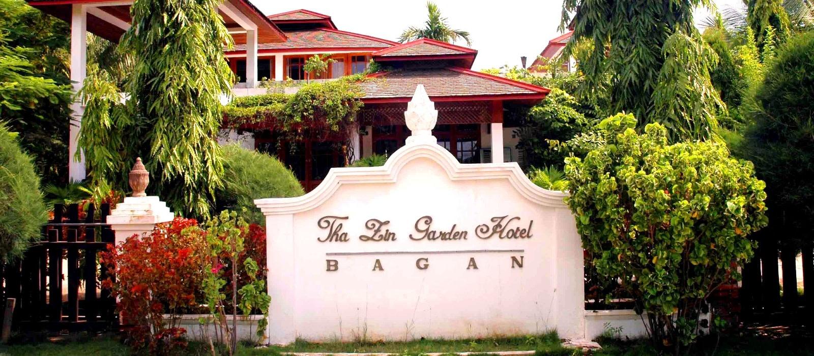 Hotel Thazin Garden (Bagan) Myanmar