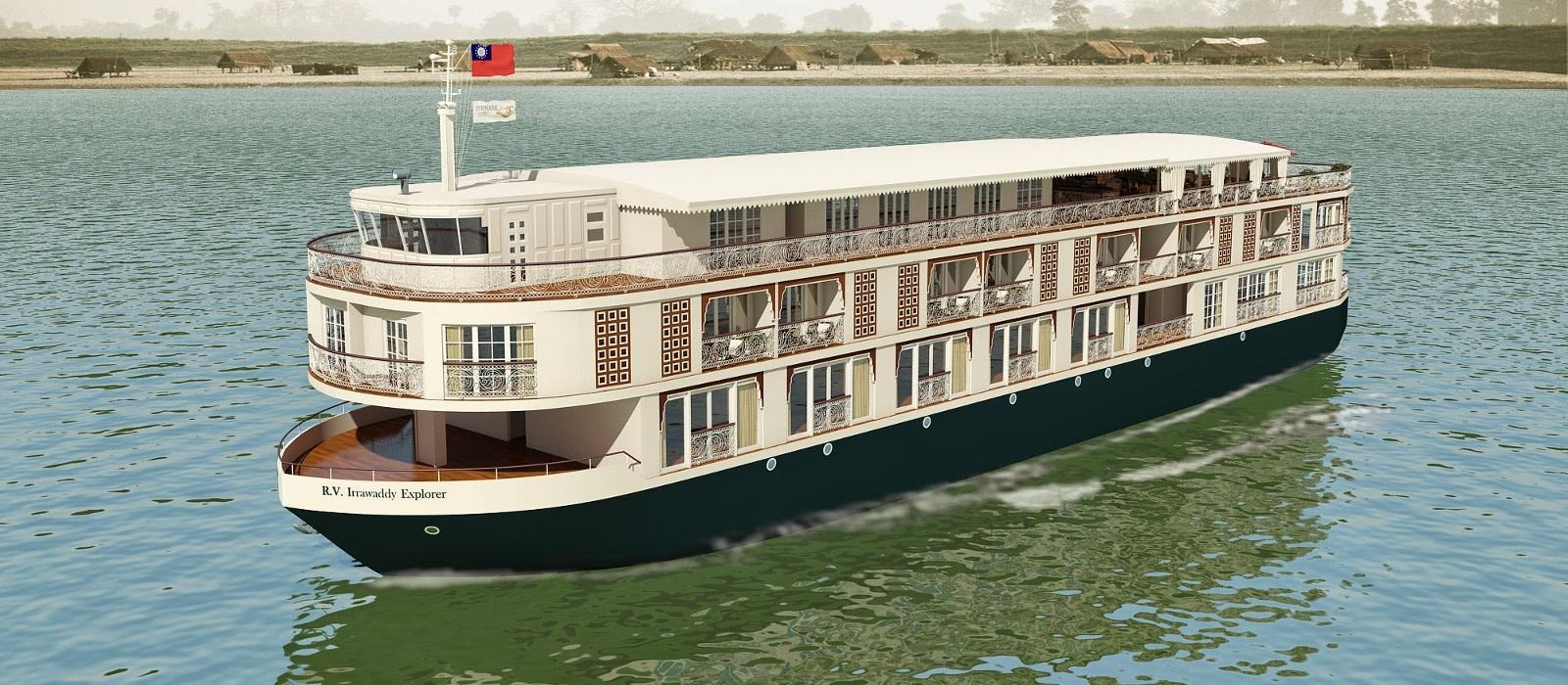Hotel Paukan Cruise (Mandalay) Myanmar