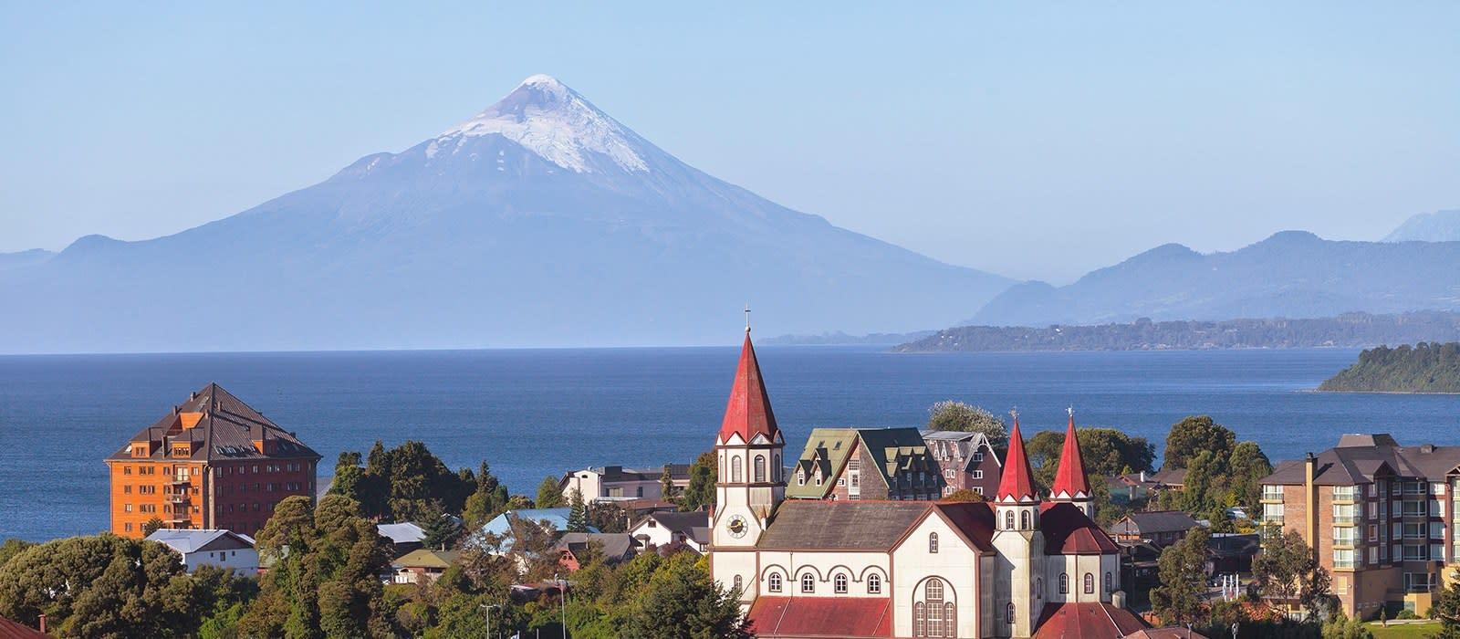 Reiseziel Puerto Varas Chile