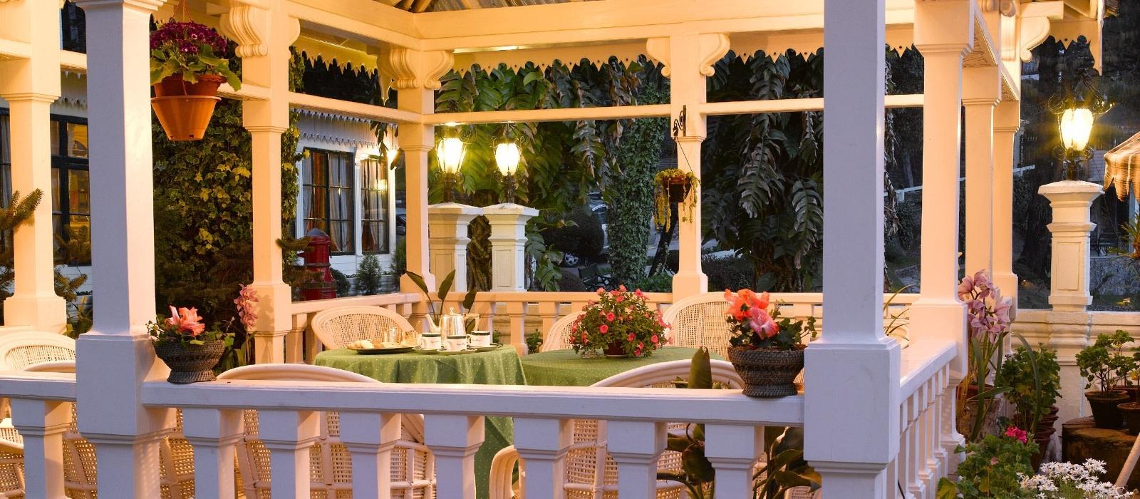 Hotel New Elgin  Ostindien