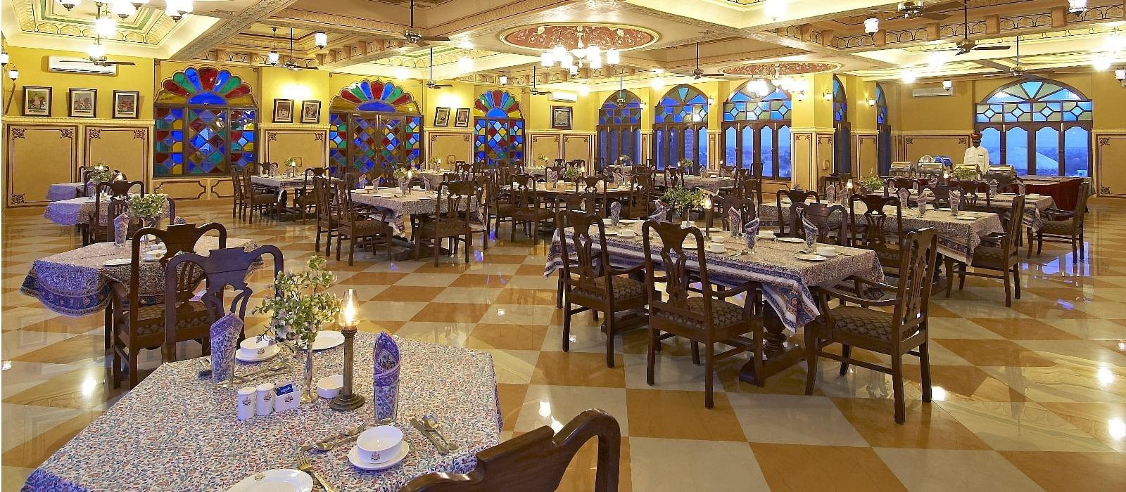 Hotel Khimsar Fort Nordindien