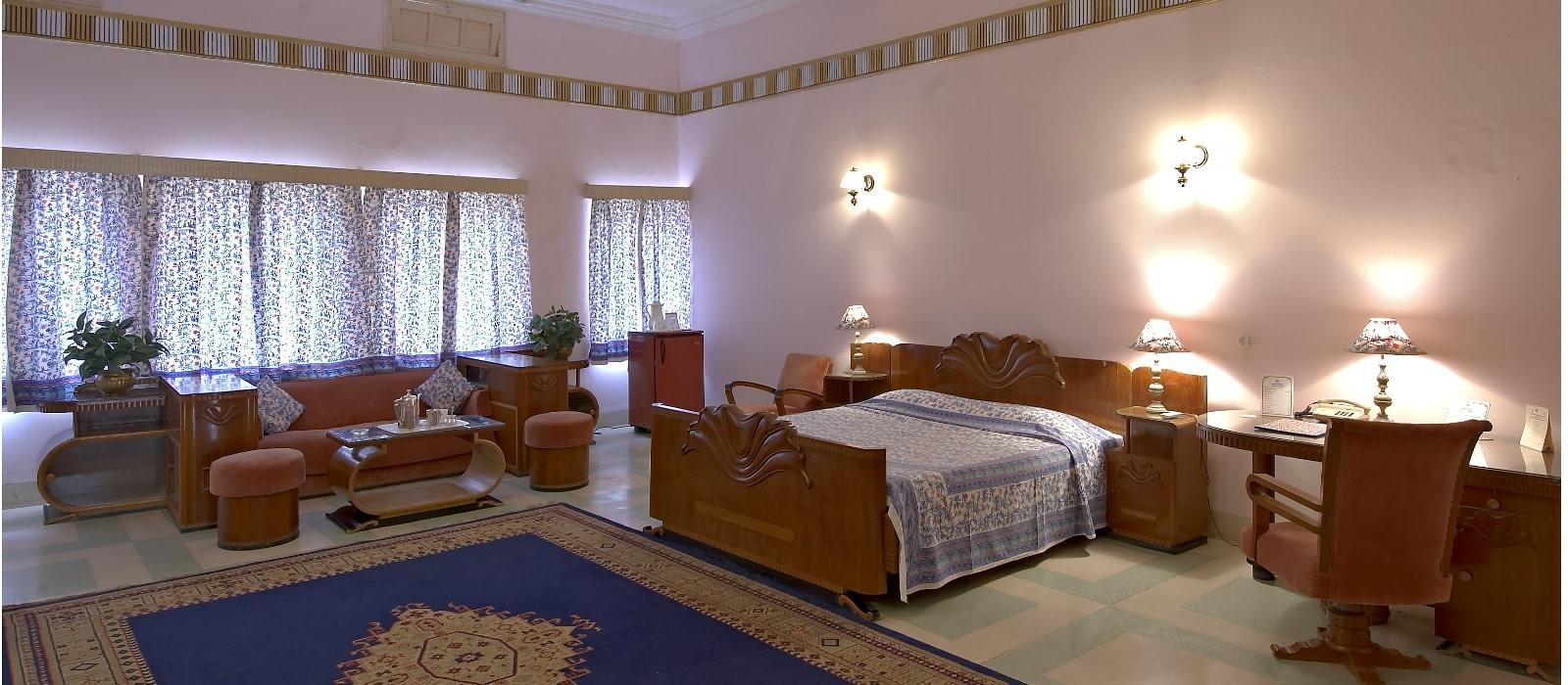 Hotel Khimsar Fort North India