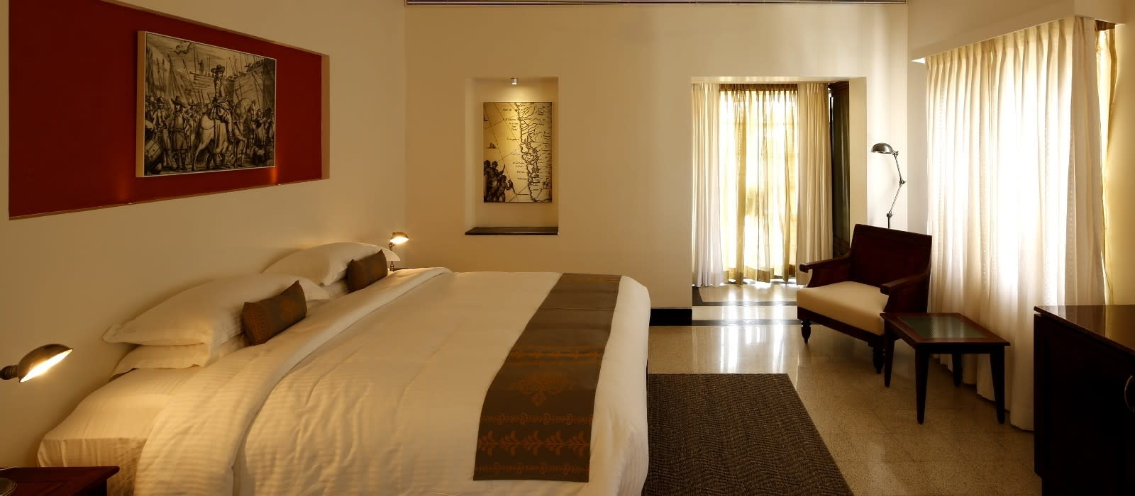 Hotel Eighth Bastion South India
