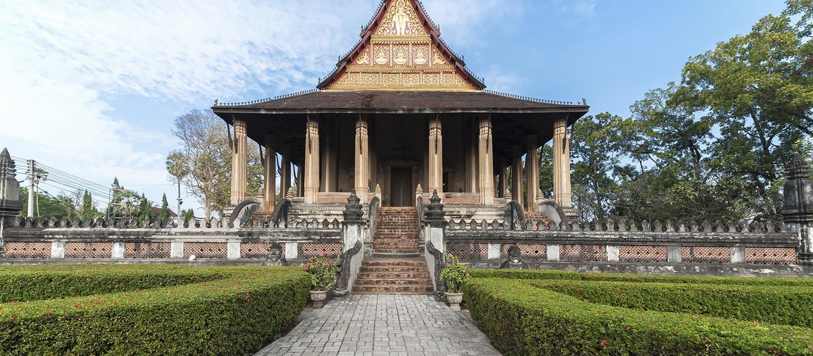 Kulturschätze Südostasiens – Laos und Kambodscha Rundreise Urlaub 1