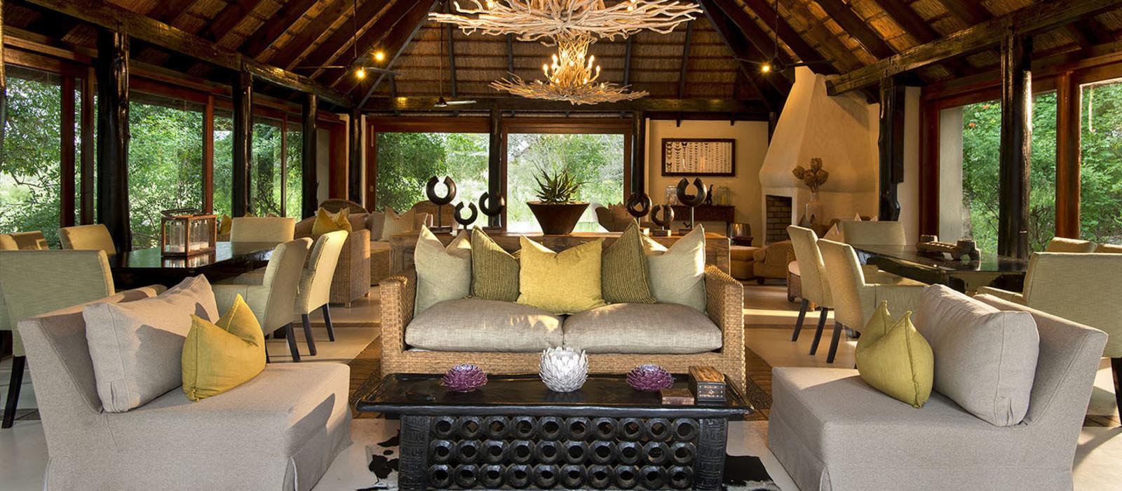 Hotel Lion Sands River Lodge South Africa