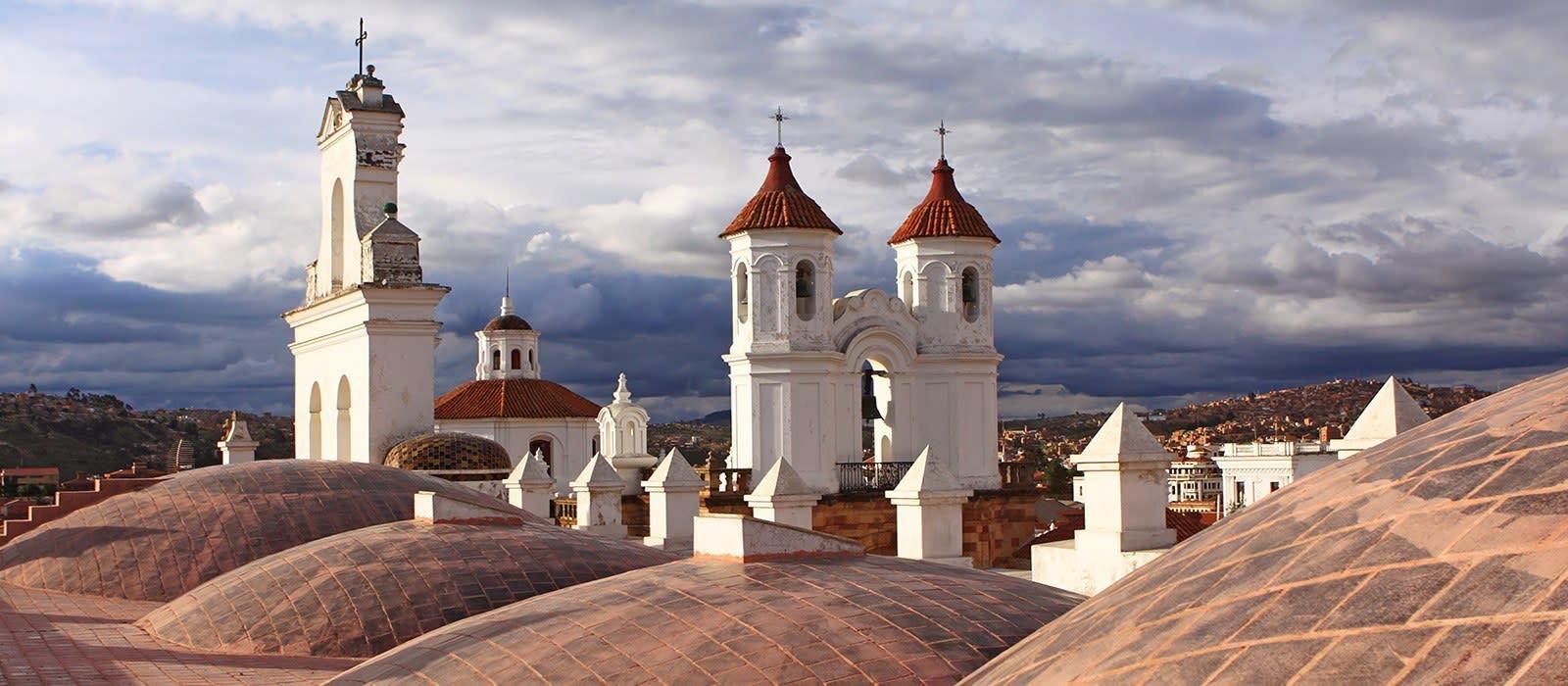 Bolivien: Farben und Geschichte Urlaub 1