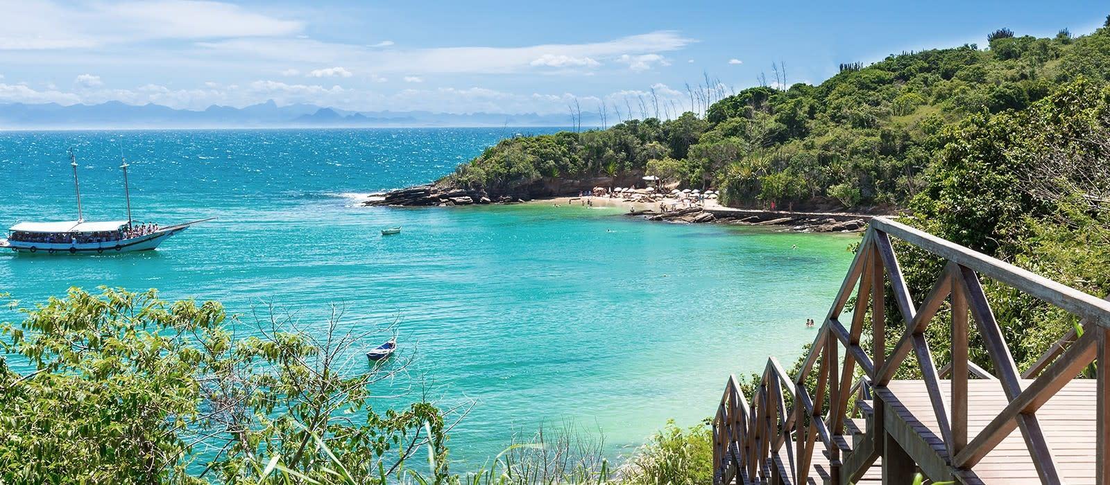 Brasilien: Iguazu, Traumstrände und Amazonas Abenteuer Urlaub 1