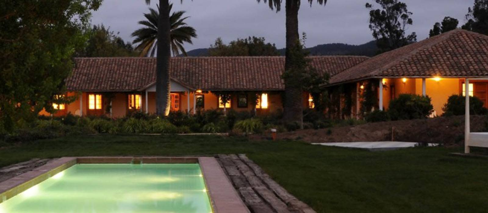 Hotel La Casona at Matetic Chile