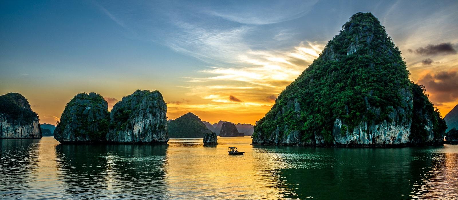 Individuelle Vietnam Rundreise Urlaub 1