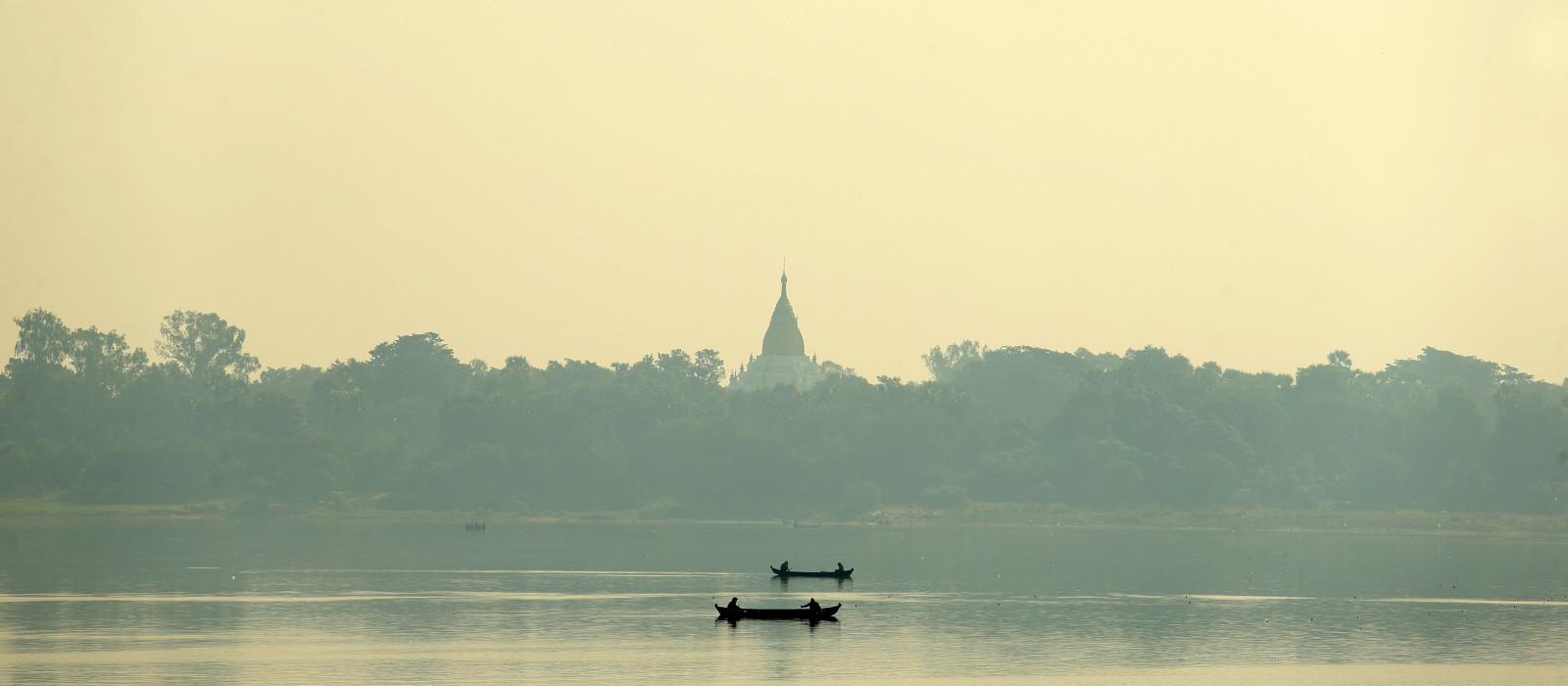 Secret Treasures of Myanmar Tour Trip 1