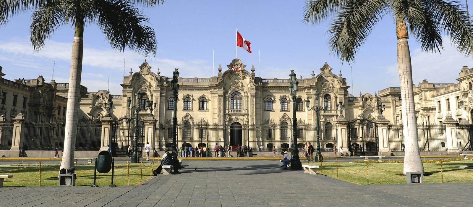 Peru: The Luxury Experience Tour Trip 1