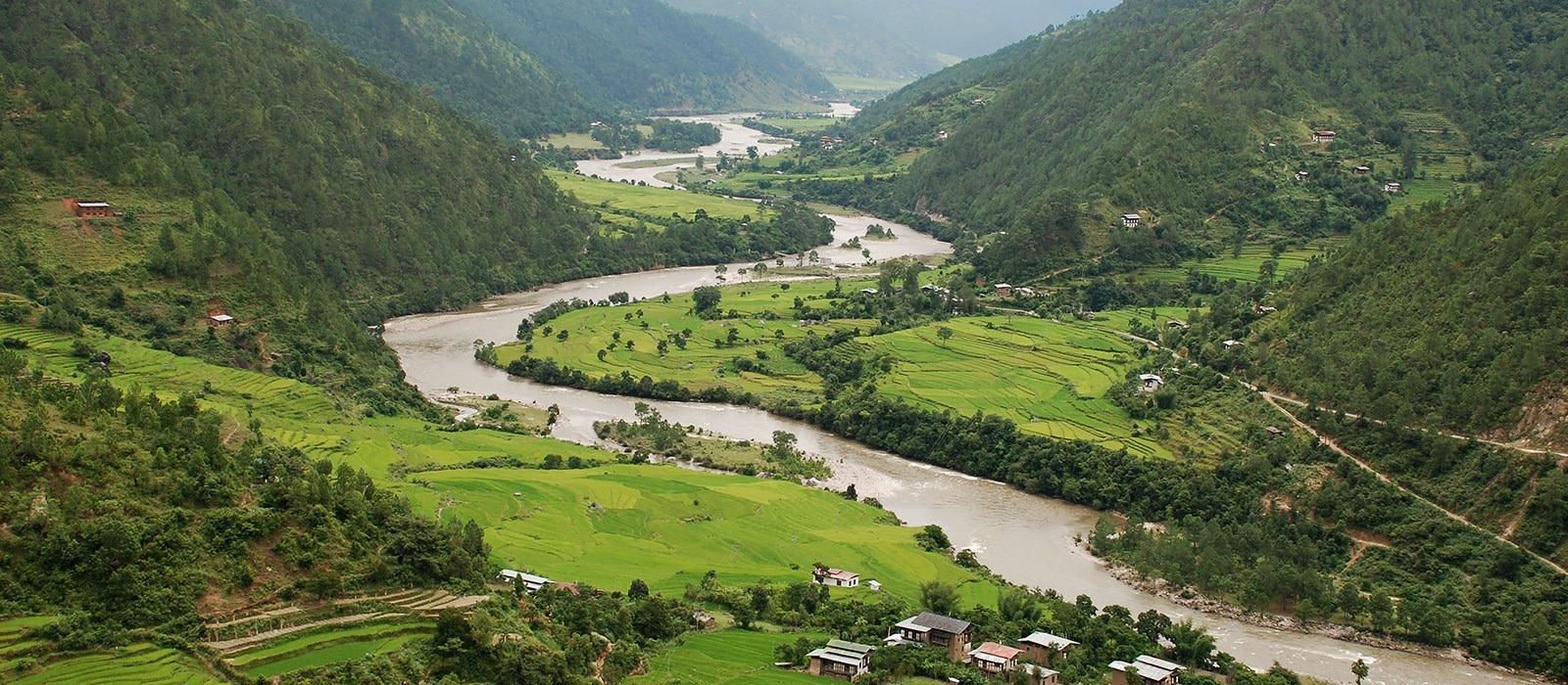 The Best of Bhutan Tour Trip 1