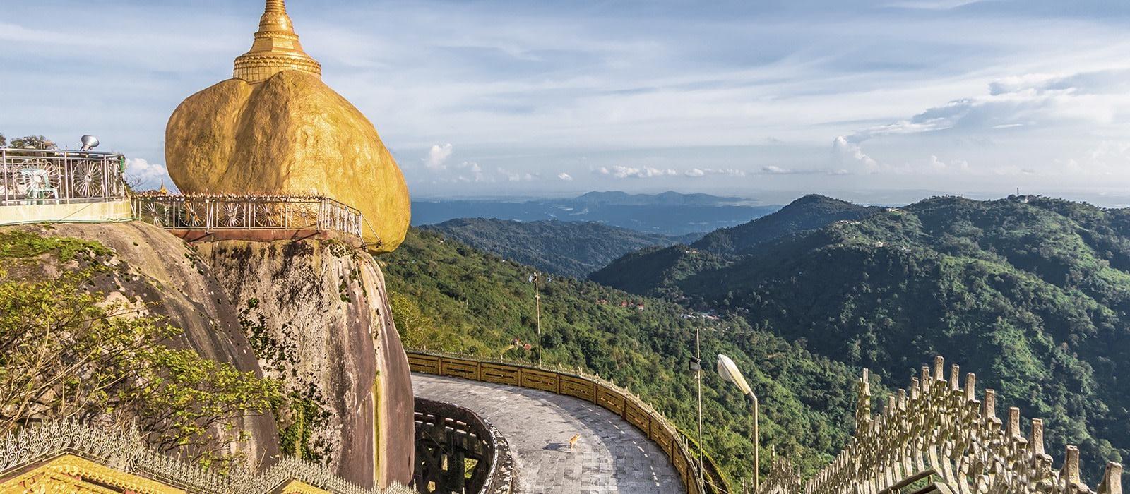 Myanmar: Beaches to Golden Rock Tour Trip 1