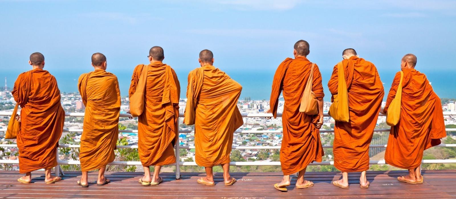 Zauberhafter Luxus in drei Ländern Asiens Urlaub 1