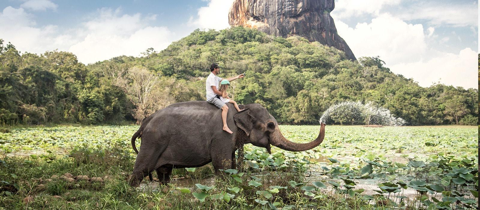 Sri Lanka's Wild Side and Blissful Beaches Tour Trip 1