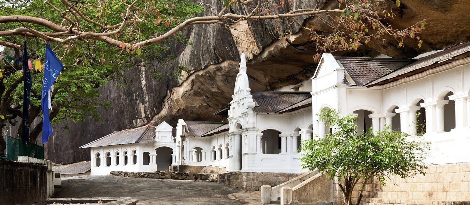 Kultur, Strand & Safaris in Sri Lanka Urlaub 1