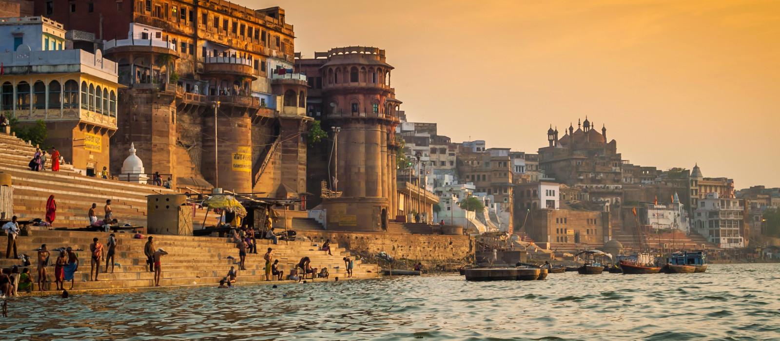 Spirituelles Nordindien und Varanasi Urlaub 1