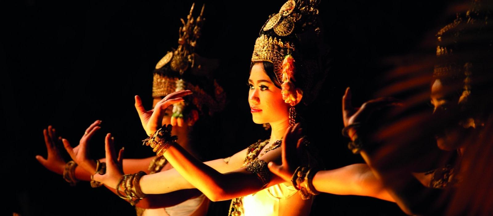 Myanmar und Kambodscha – Goldenes Land und Angkor Urlaub 1