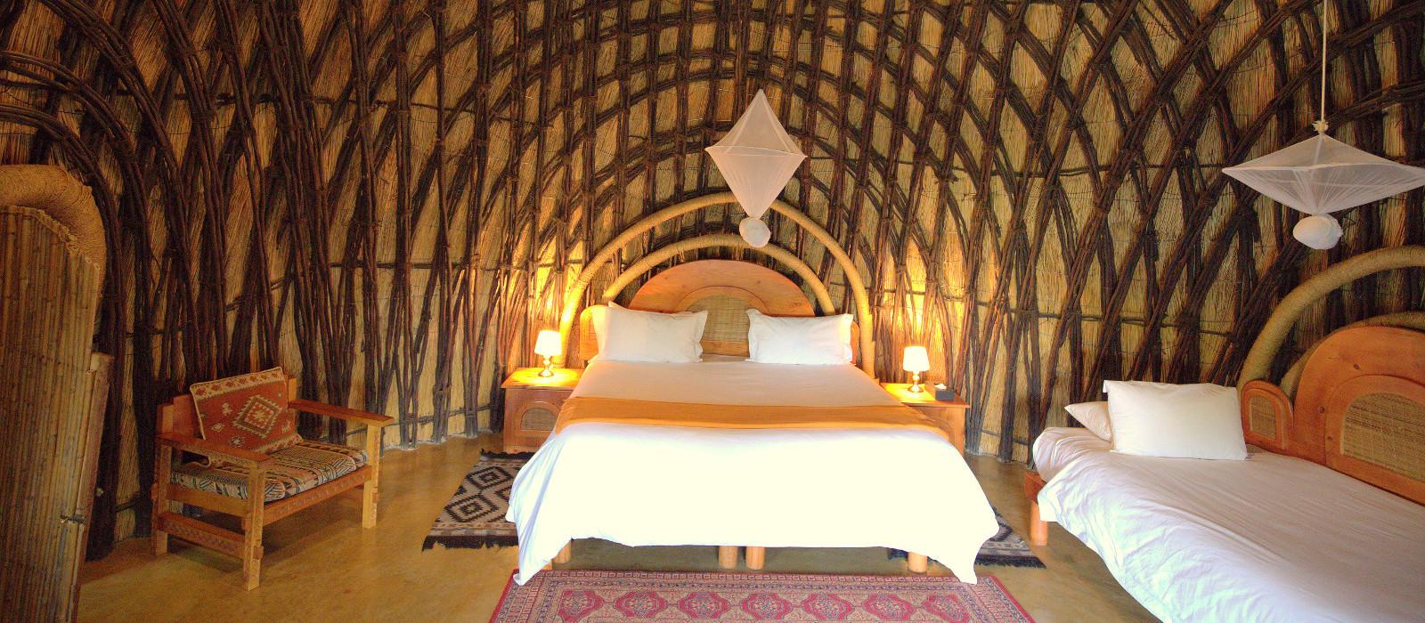 Hotel Phophonyane Falls Lodge Swasiland