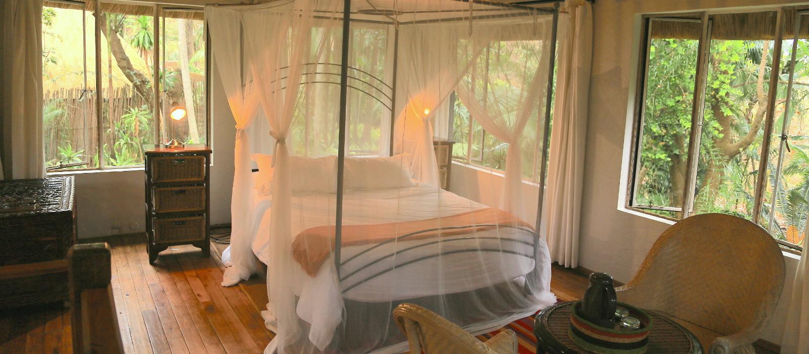 Hotel Phophonyane Falls Lodge Swaziland