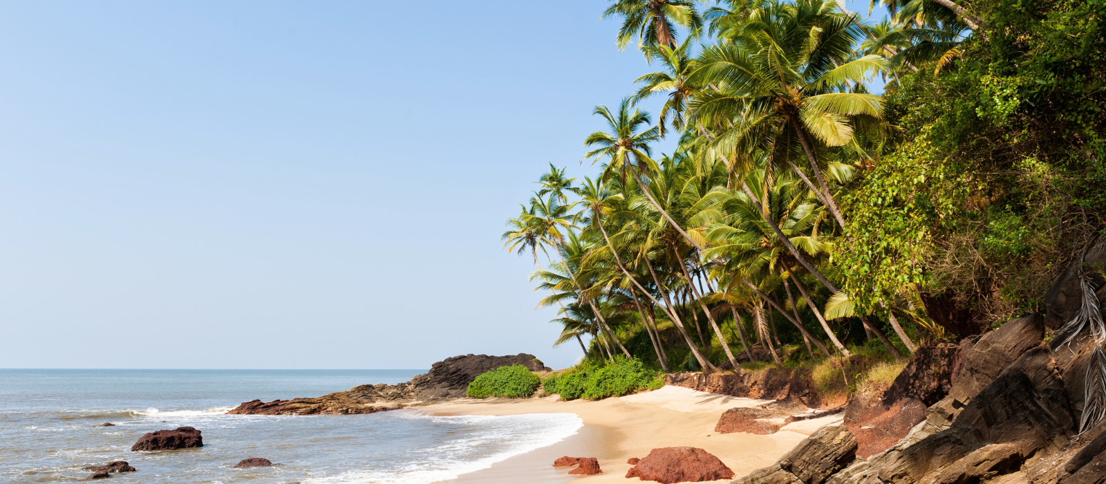 Indien: Goldenes Dreieck und Goa Urlaub 1