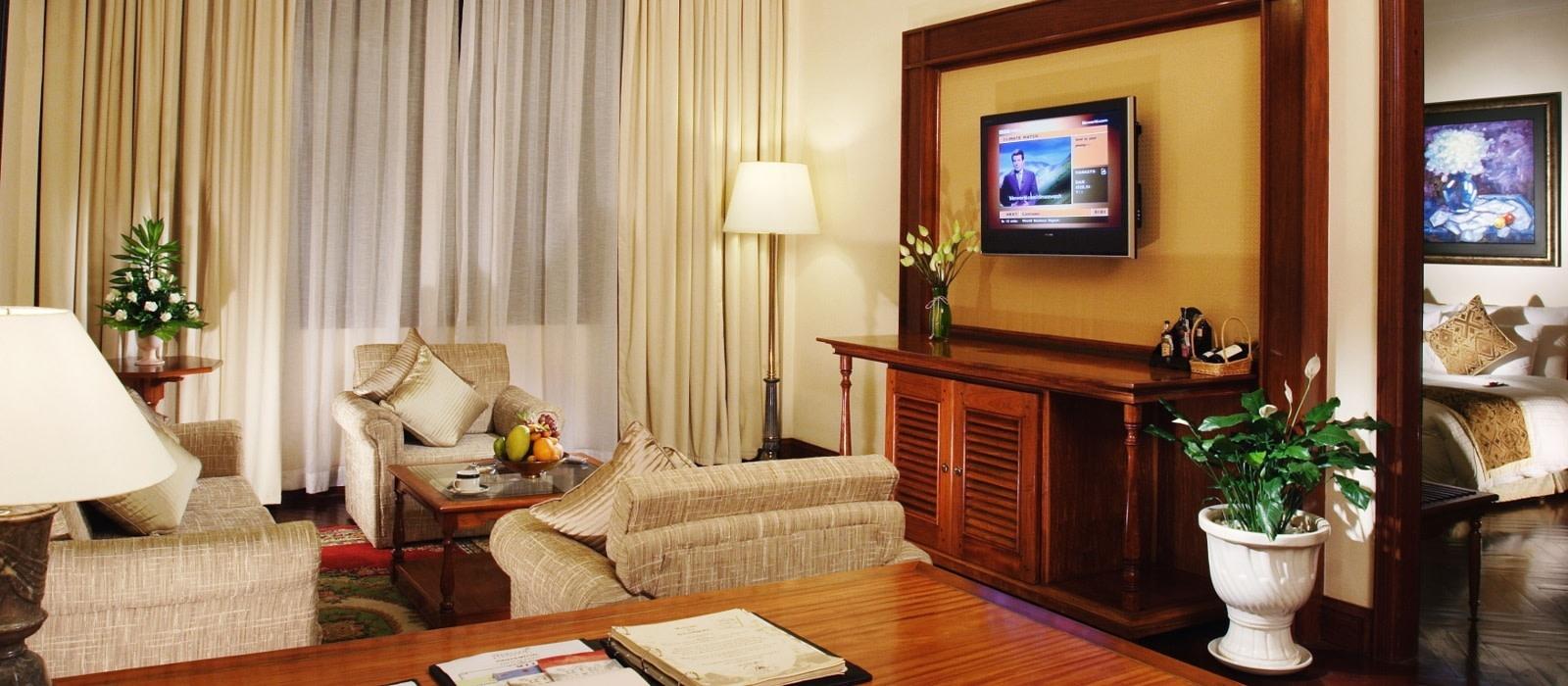 Hotel Das  Majestic Saigon Vietnam