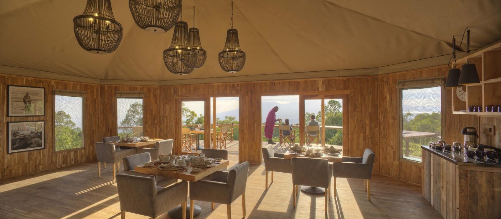 Hotel The Highlands Tanzania
