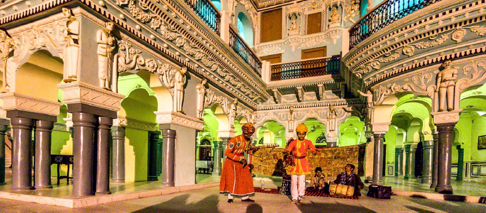 Hotel Malji Ka Kamra Nordindien