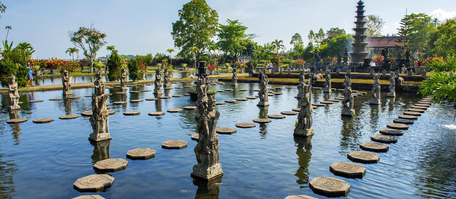 Reiseziel Candidasa Indonesien