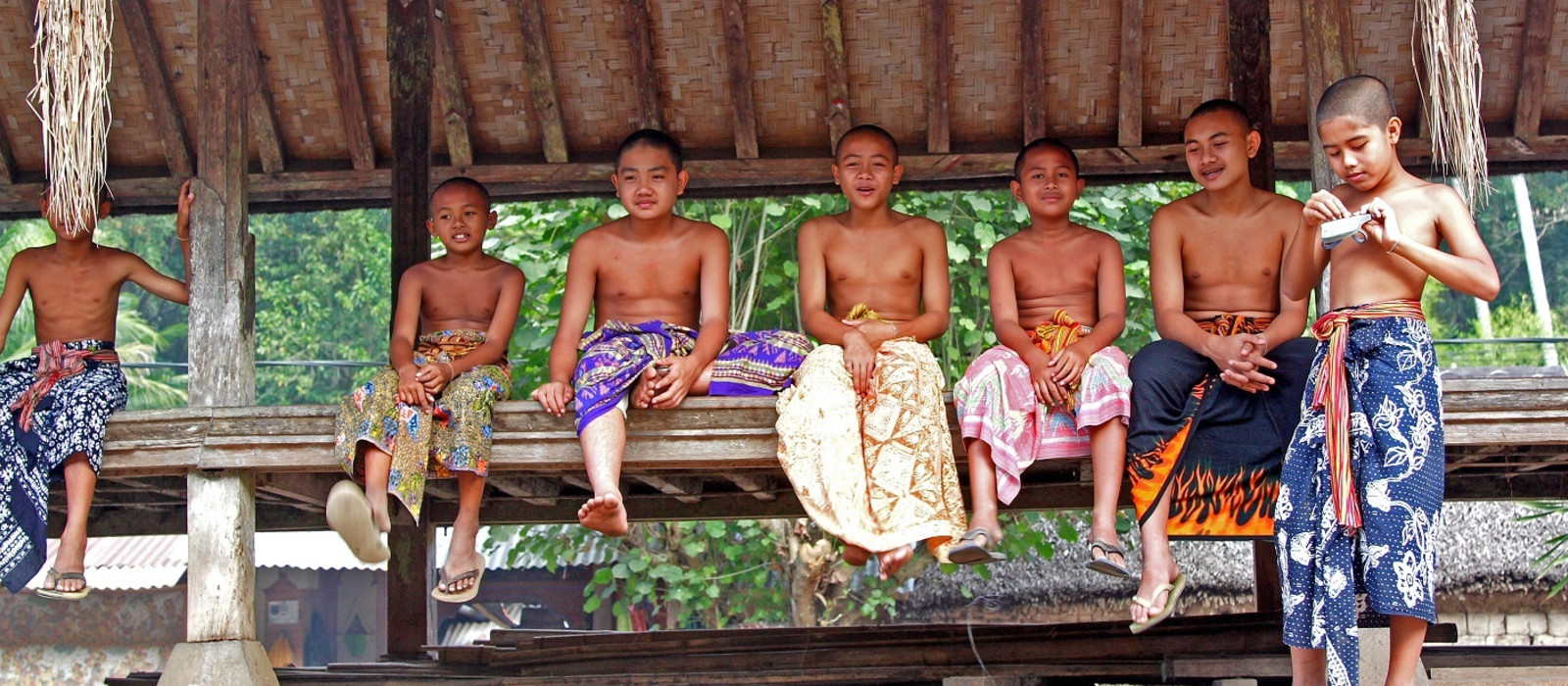 Culture and Beaches of Indonesia Tour Trip 1