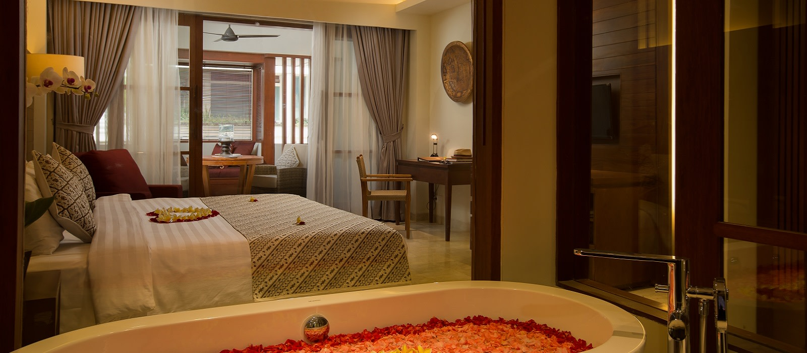 Hotel The Ubud Village  Indonesien