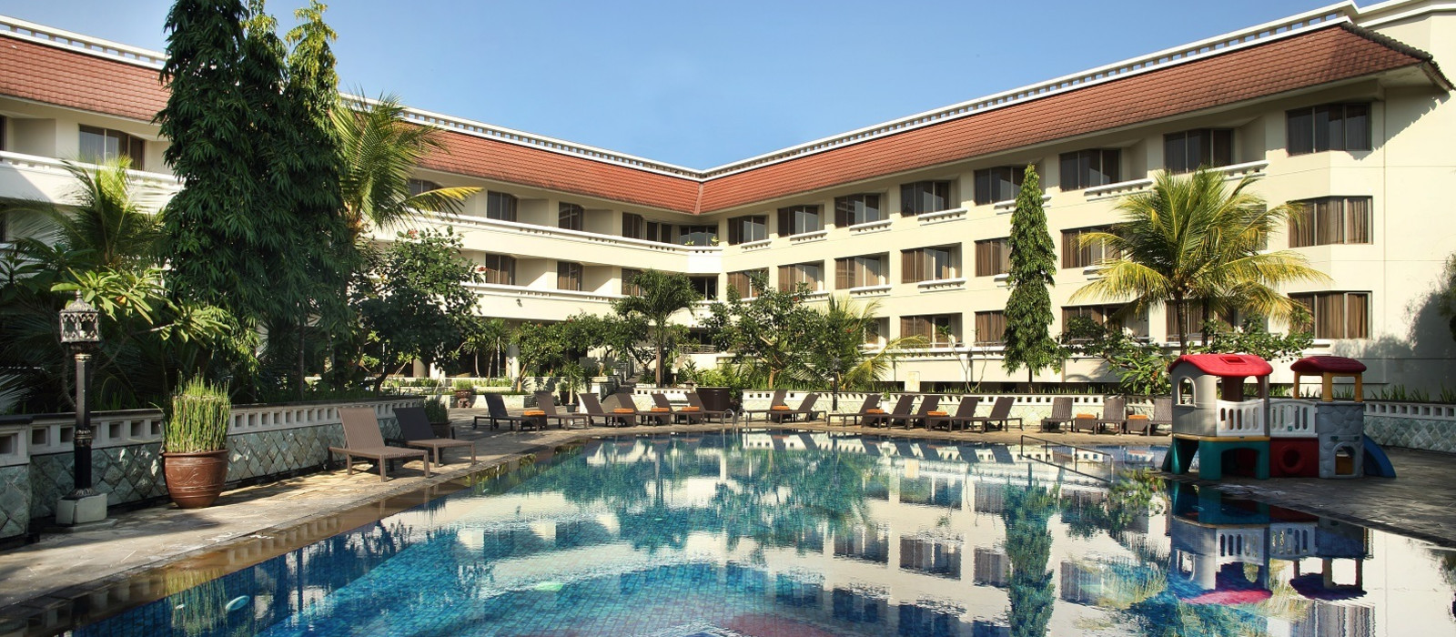 Hotel  Santika Premiere Malang Indonesien