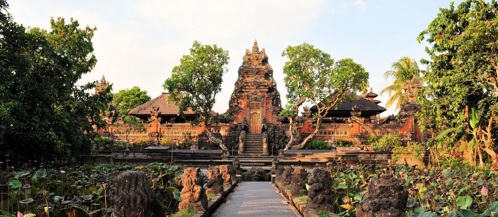 Die Höhepunkte von Java und Bali Urlaub 1