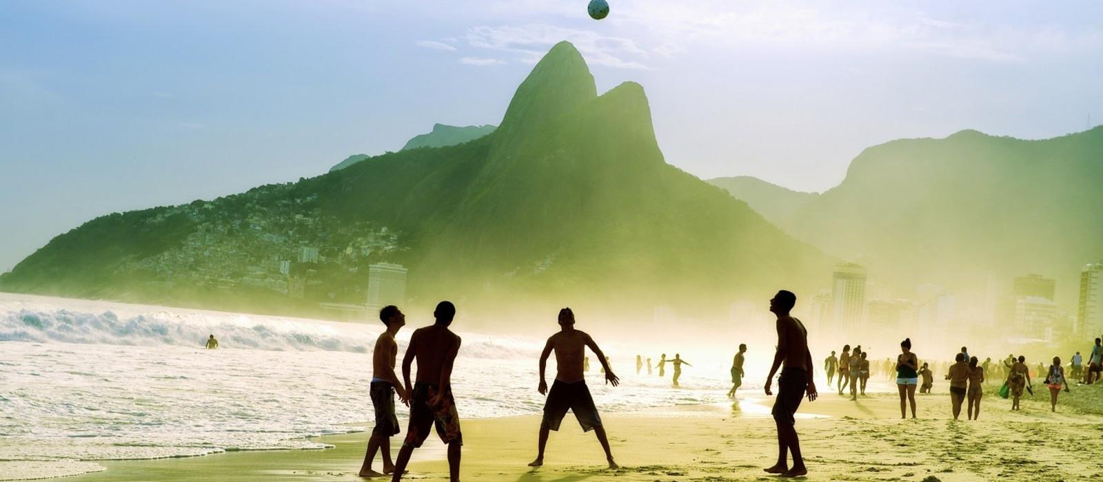 Simply Brazil: Highlights & Beach Tour Trip 1
