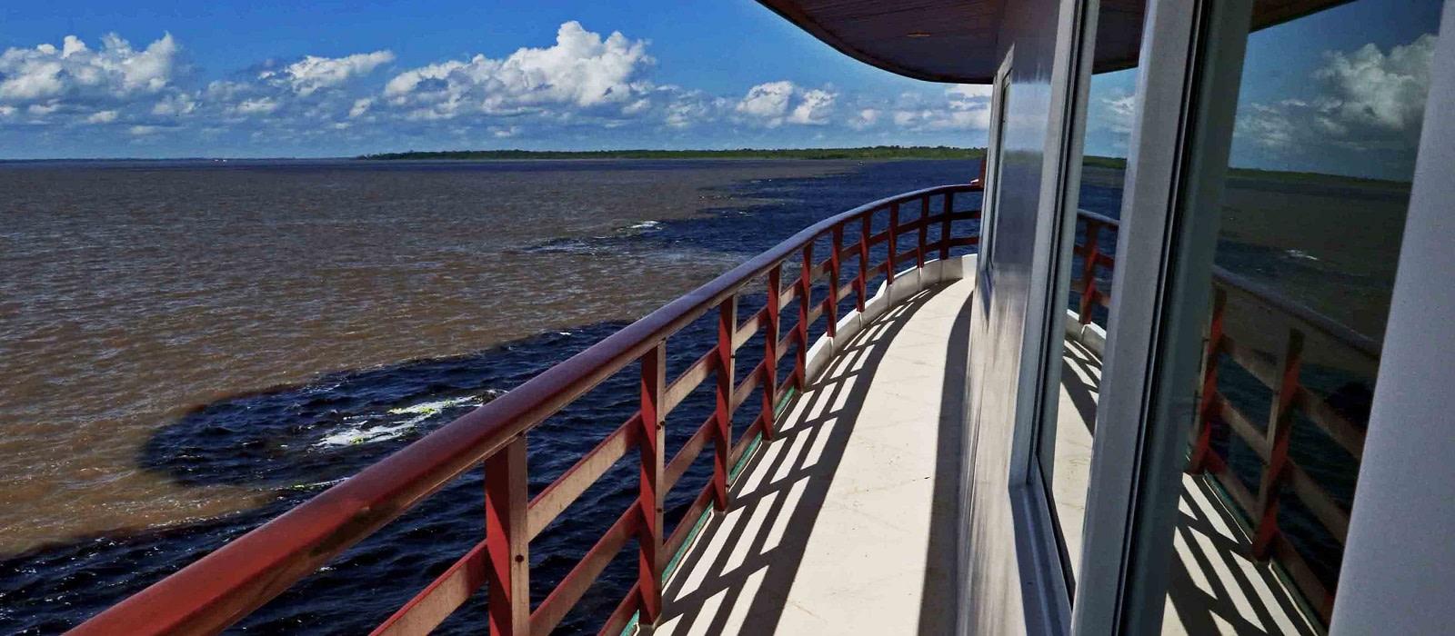Hotel Amazon Clipper Premium Fleet Brazil