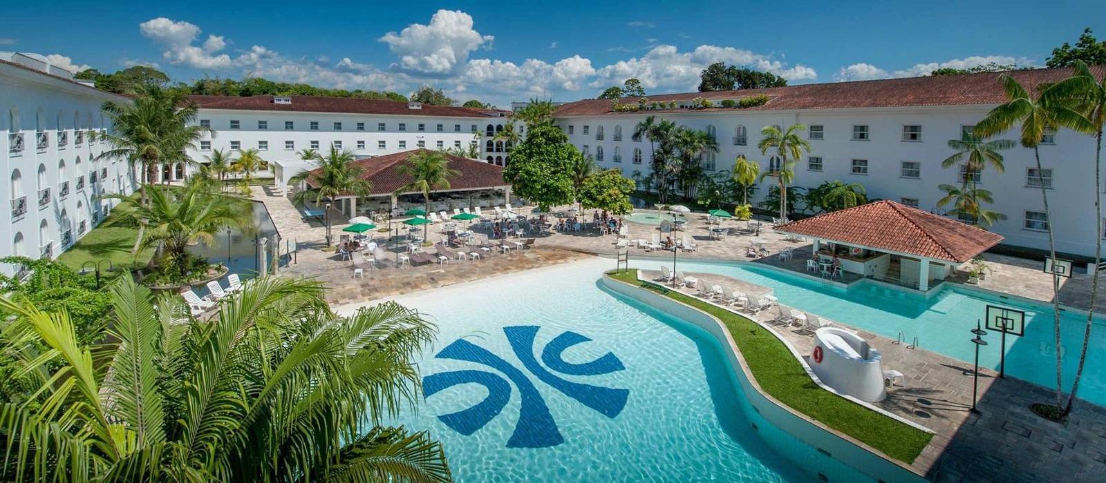 Hotel Tropical Manaus Ecoresort Brasilien
