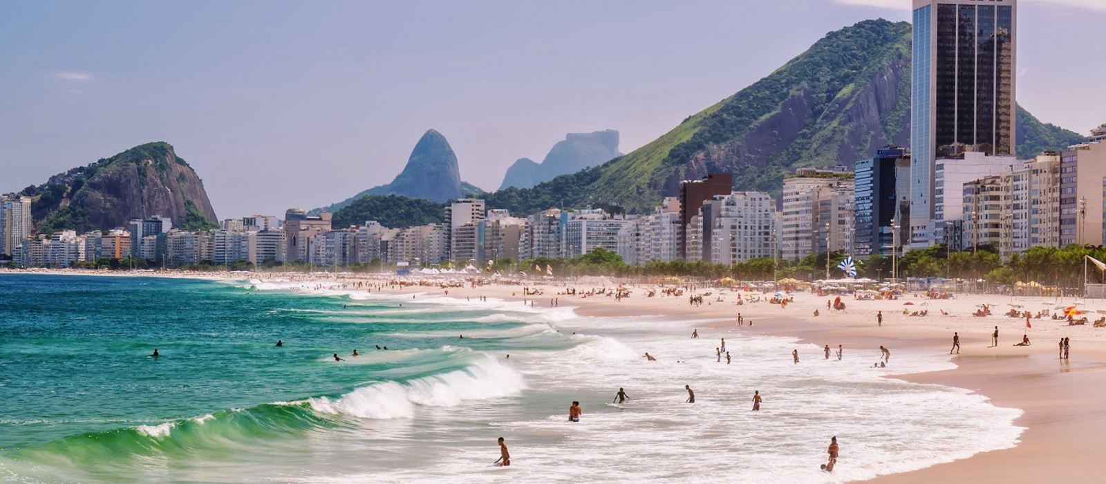 Culture, Waterfalls and Beach Bliss in Brazil Tour Trip 1