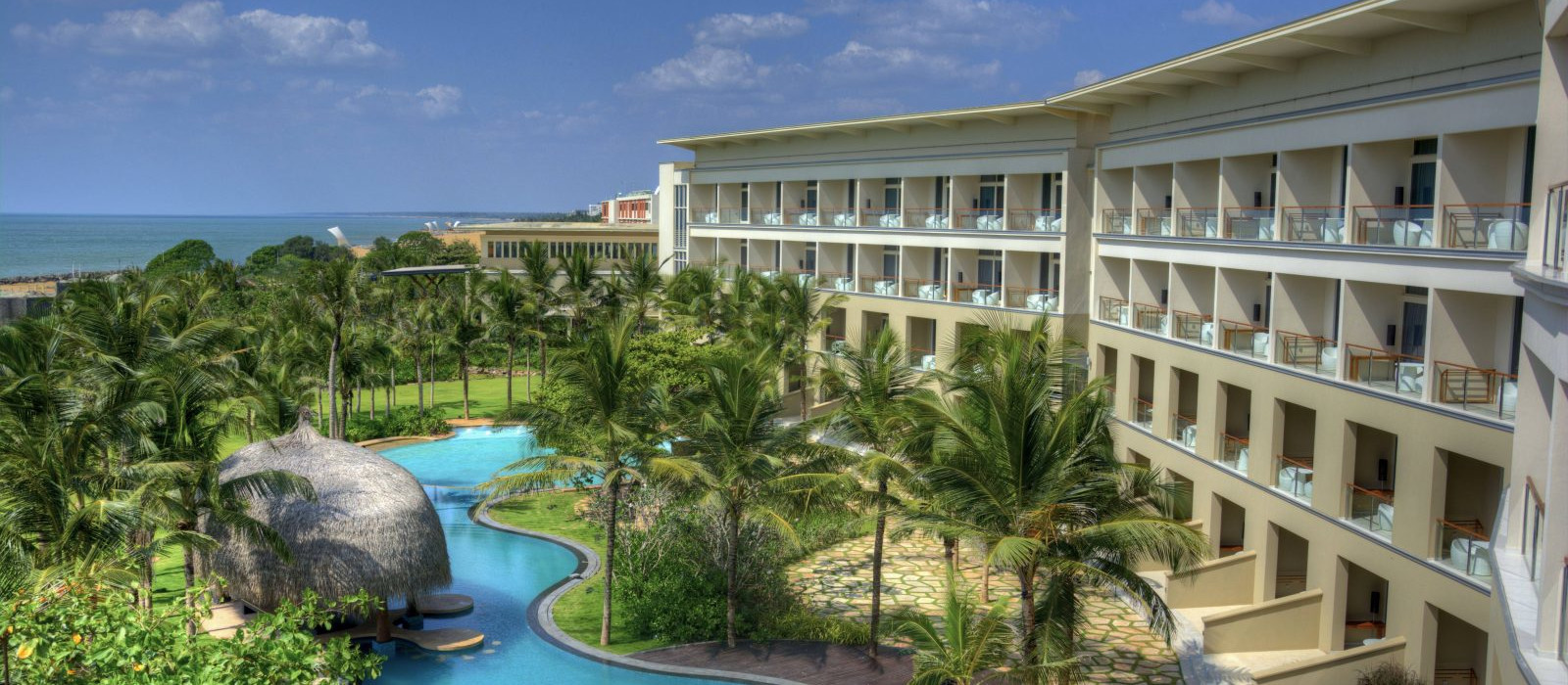 Hotel Heritance Negombo Sri Lanka