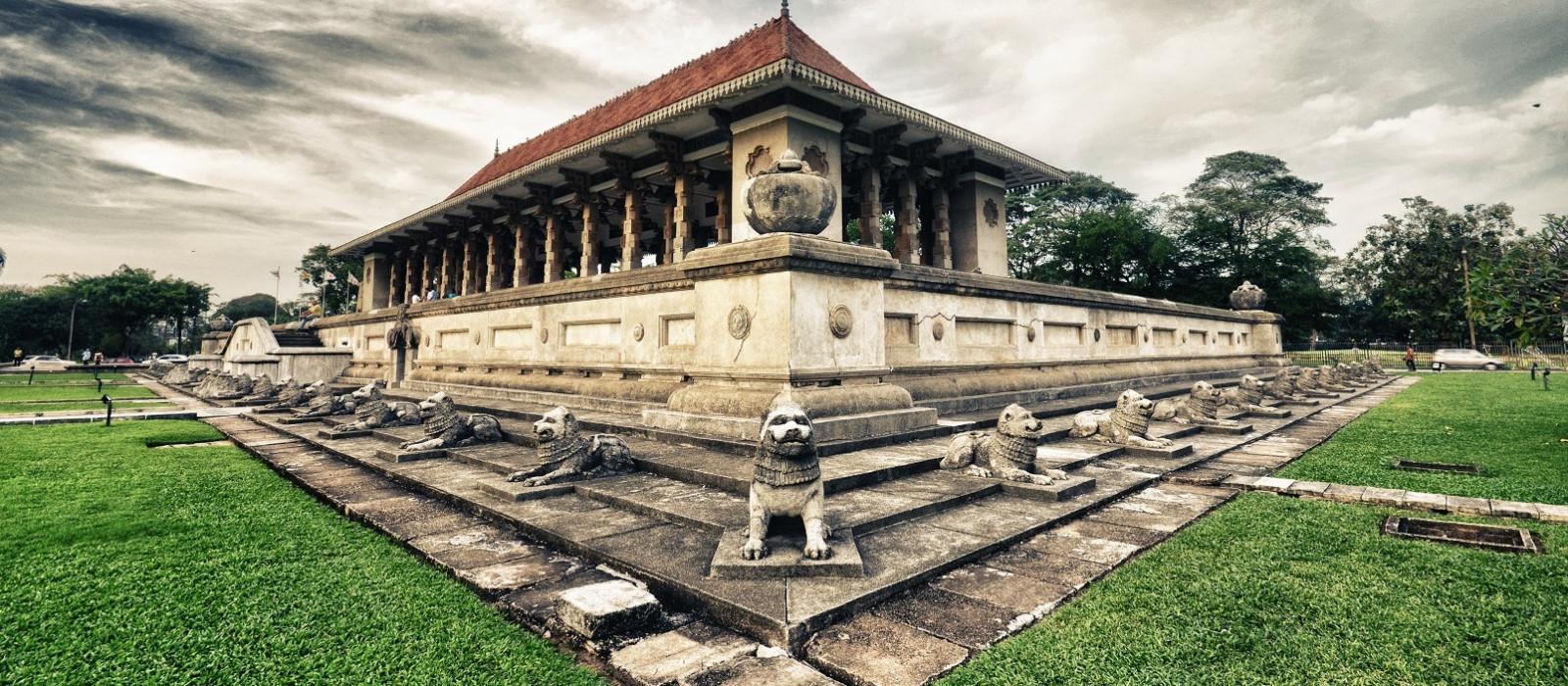Sri Lankas Kulturelle Höhepunkte Urlaub 1