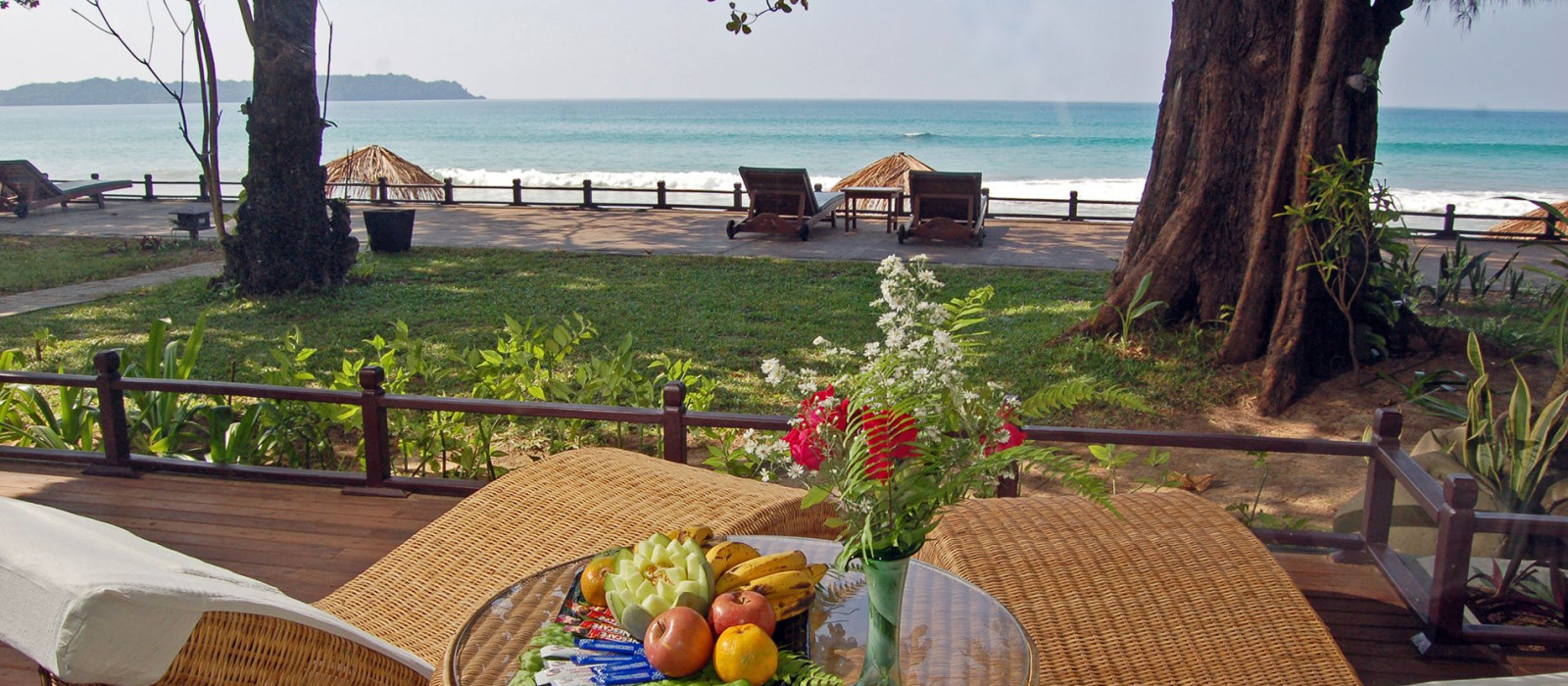 Hotel Thande Beach  Myanmar