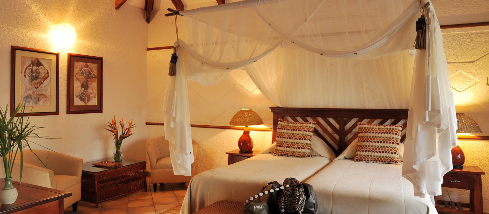 Hotel Idube Game Reserve South Africa