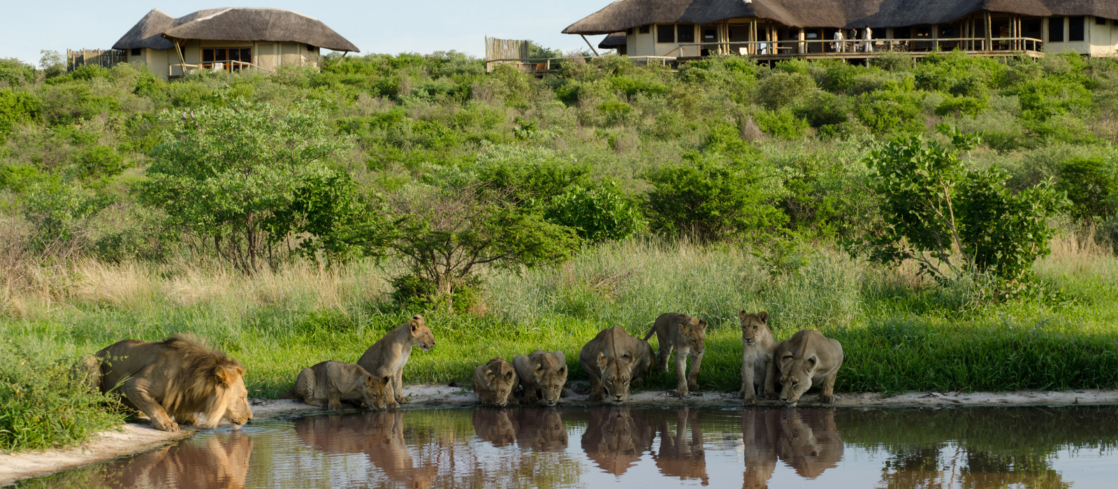 Hotel Tau Pan Camp Botswana