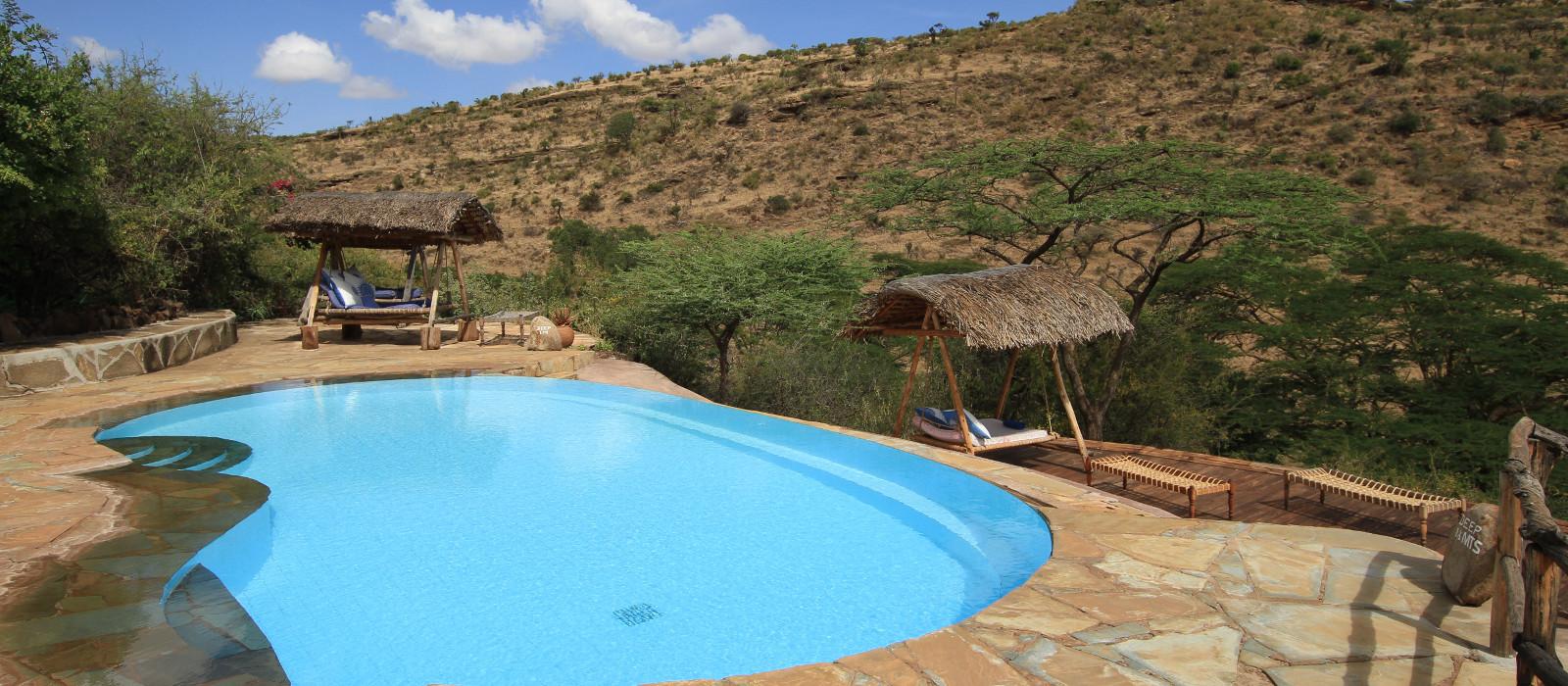 Hotel Lewa Wilderness Kenya