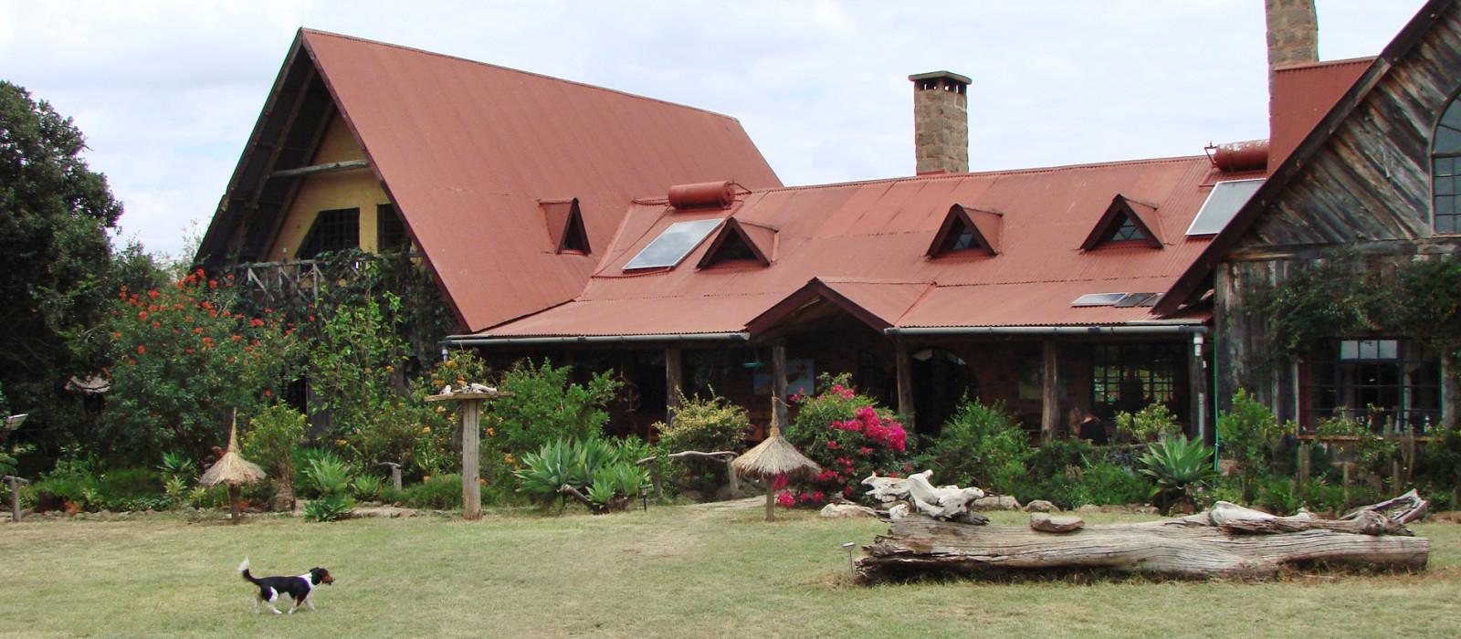Hotel Sandai Homestay & Cottage Kenya