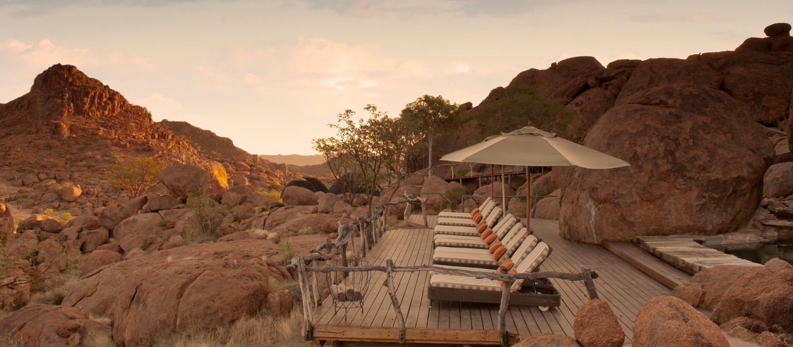 Hotel Mowani Mountain Camp Namibia