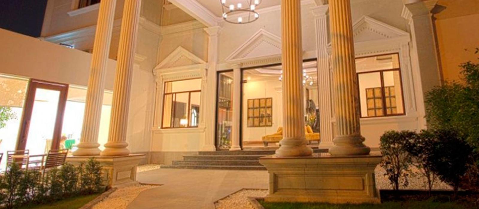 Hotel White Mansion Boutique  Kambodscha