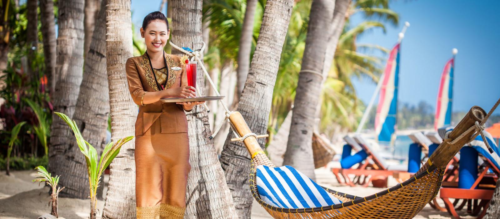 Hotel Santiburi Beach Resort & Spa Thailand